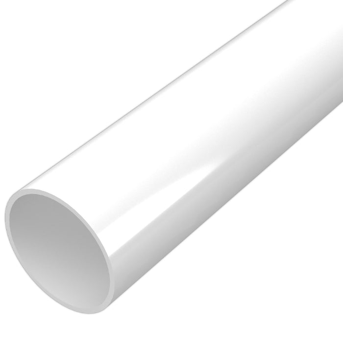 1-1/2 in. Thinwall PVC Pipe (Bundle of 80 Feet, in 5' lengths)