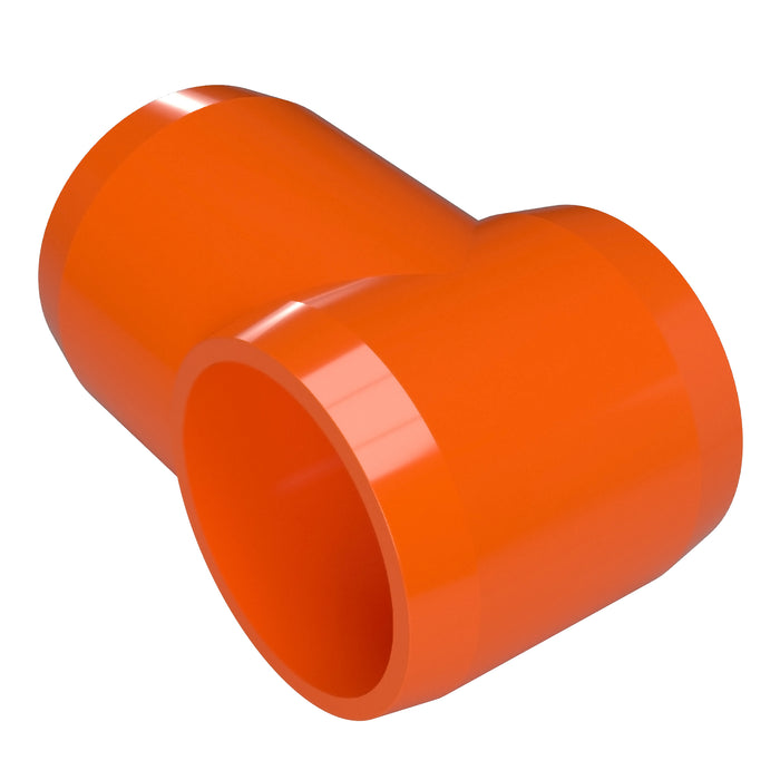 1-1/4 in. Slip Tee PVC Fitting (Box of 100)