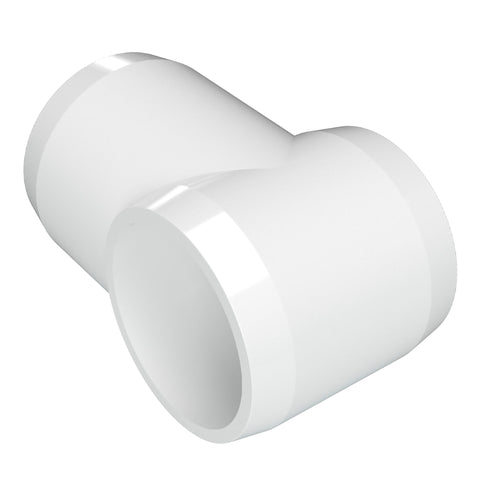 3/4 in. Slip Tee PVC Fitting (Box of 100)