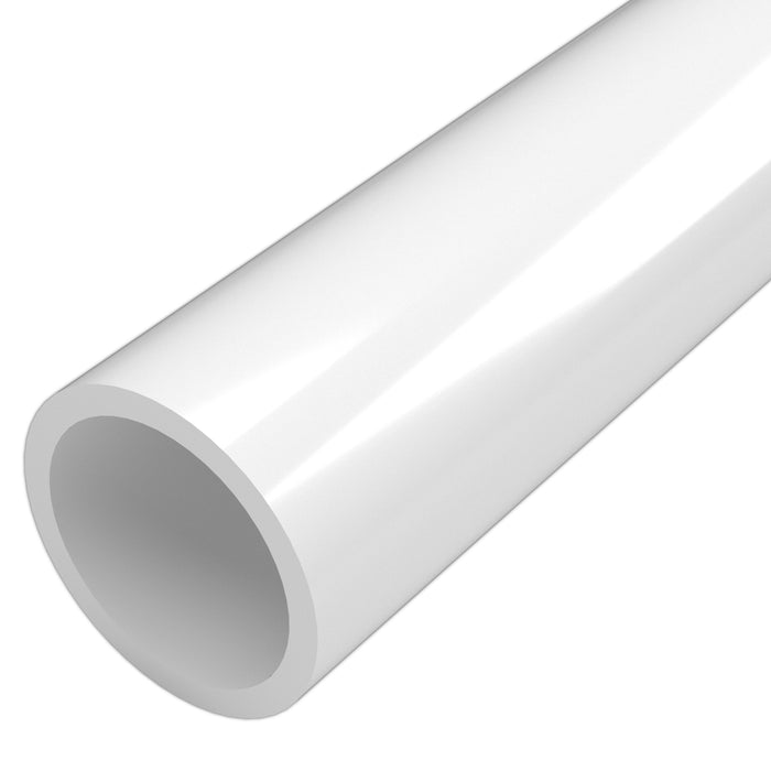 2 in. Schedule 40 PVC Pipe (Bundle of 50 Feet, Custom Cut)