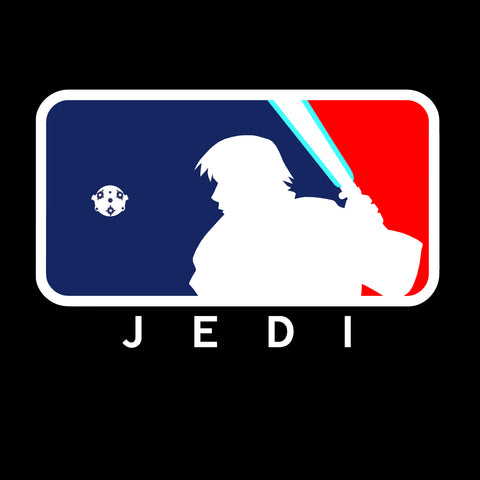The Last Major League Jedi T-Shirt