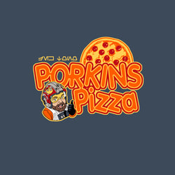 Porkins Pizza T-shirt