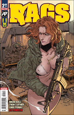 Rags #2 Second printing