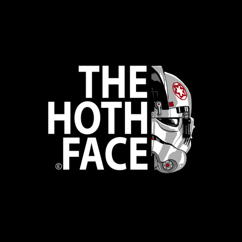 Hoth Face T-shirt
