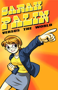 Sarah Palin vs the World