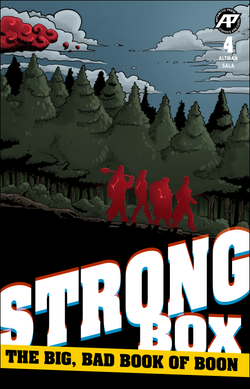 Strong Box: The Big Bad Book of Boon #4