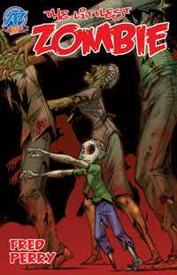 The Littlest Zombie TPB