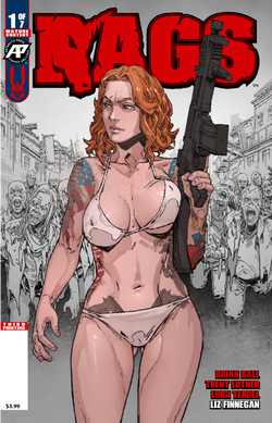 Rags #1 Third Printing- COMING SOON
