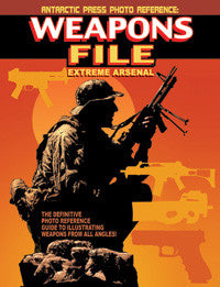 Weaponsfile Extreme Arsenal TPB