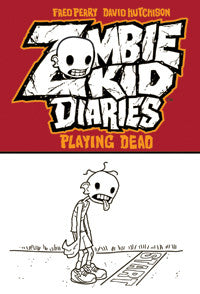 Zombie Kid Diaries: Playing Dead