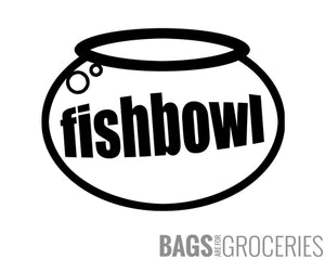 Fish Bowl Sticker