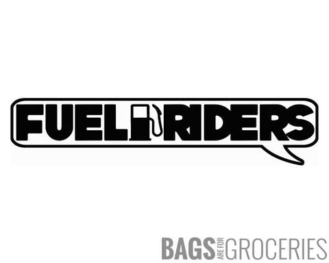 Fuelriders Sticker