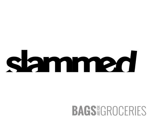 Slammed Sticker