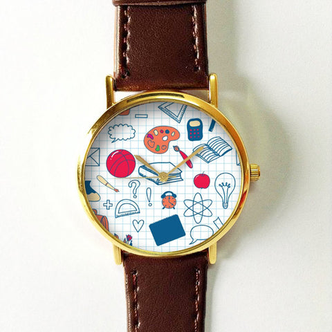 School Icons Watch - Freeforme