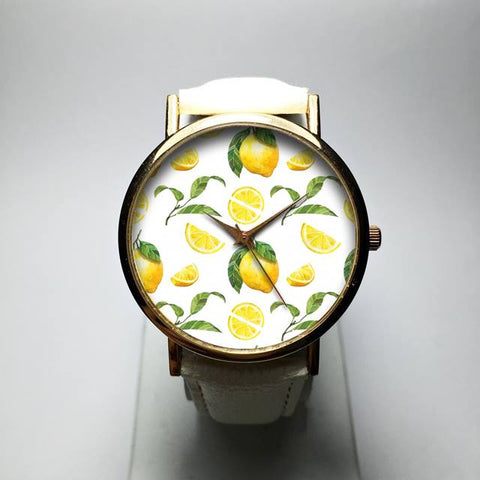 Lemon Fruit Watch - Freeforme