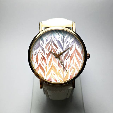 Autumn Leaves Watch - Freeforme
