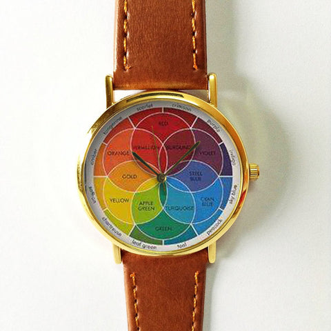 Color Wheel Watch - Freeforme