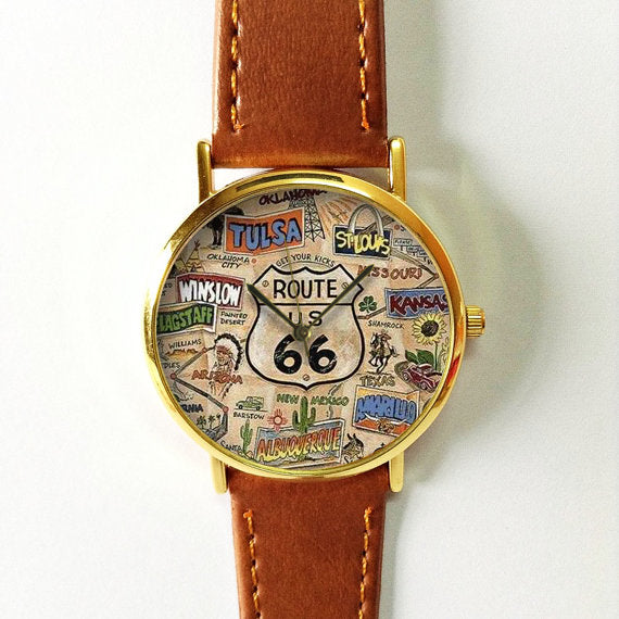 Route 66 Watch - Freeforme