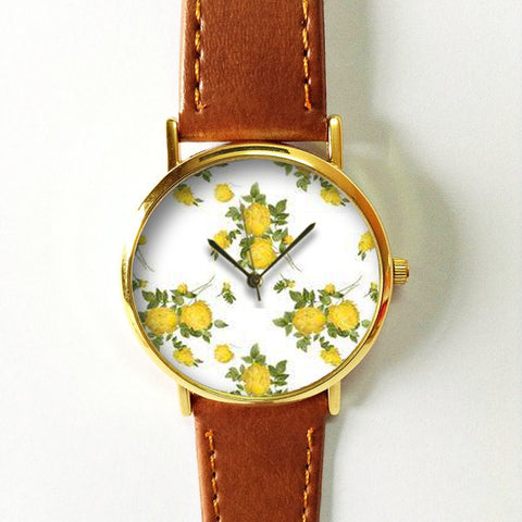 Yellow Bud Watch - Freeforme
