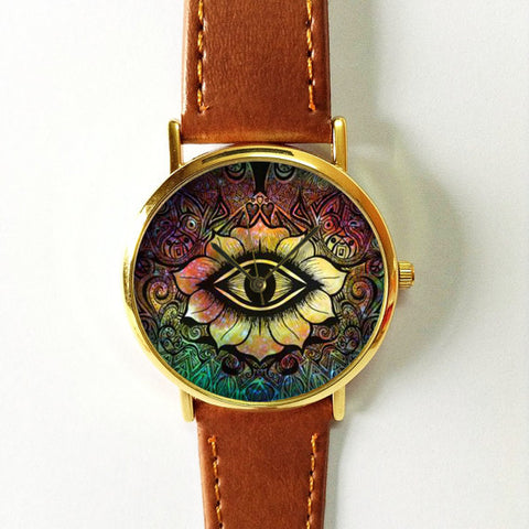 Hamsa Watch - Freeforme