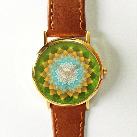 Flower of Life Watch - Freeforme