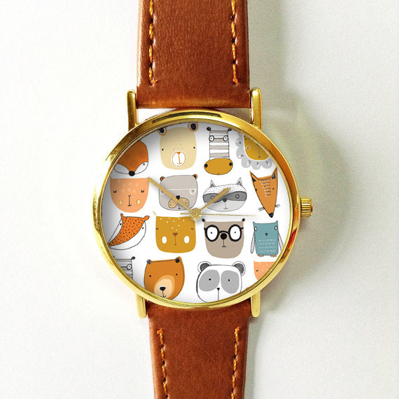 Forest Animals Watch - Freeforme