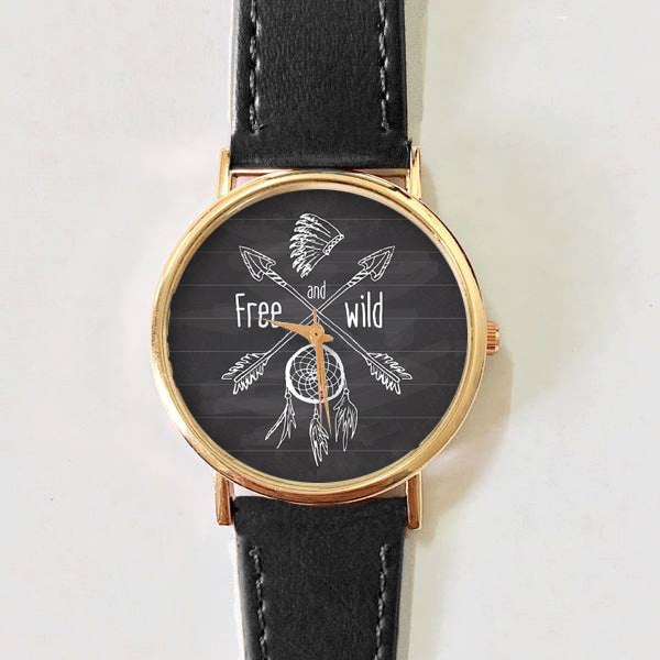 Free and Wild Watch - Freeforme