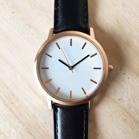 Minimalist Classic Watch - Freeforme