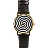 Black and White Swirl Watch - Freeforme