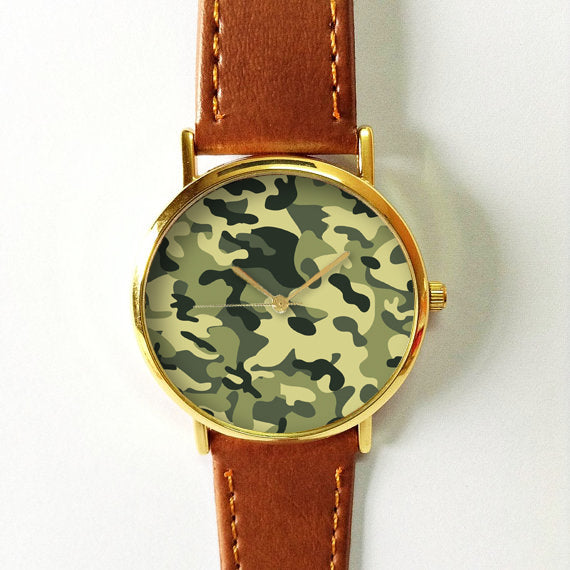 Camouflage Watch - Freeforme