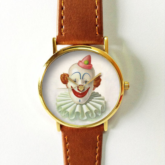 Clown Face Watch - Freeforme