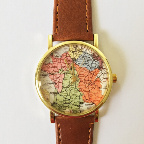 France Map Watch - Freeforme