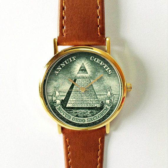 Illuminati Watch - Freeforme