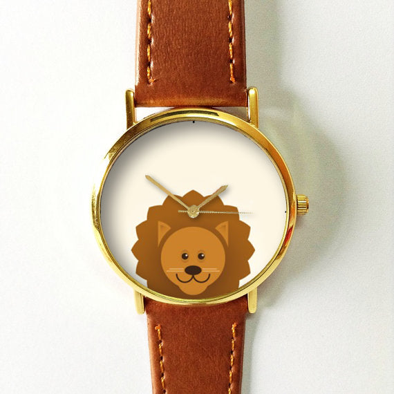 Cute Lion Watch - Freeforme