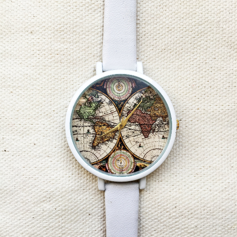 Slim Map Watch - Freeforme