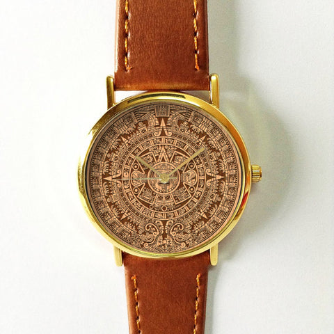 Aztec Watch - Freeforme