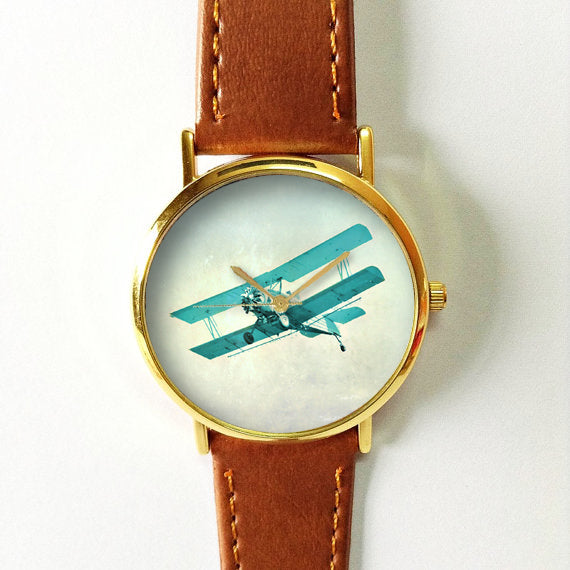 Old Airplane Watch - Freeforme