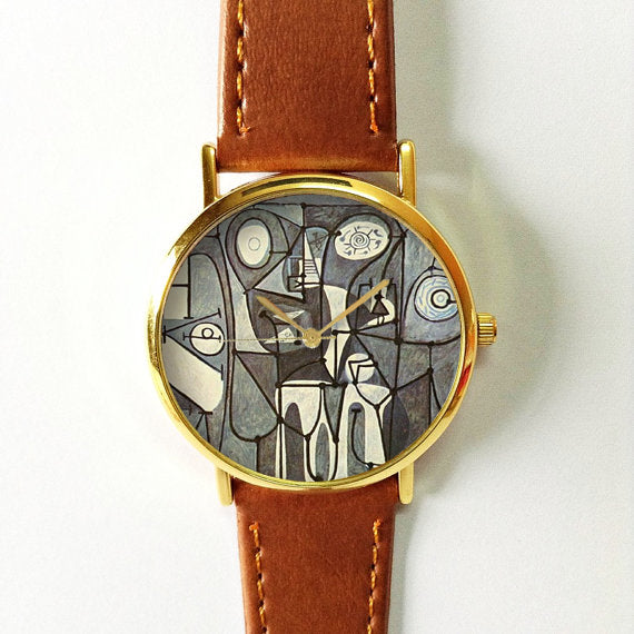 Picasso 2 Art  Watch - Freeforme