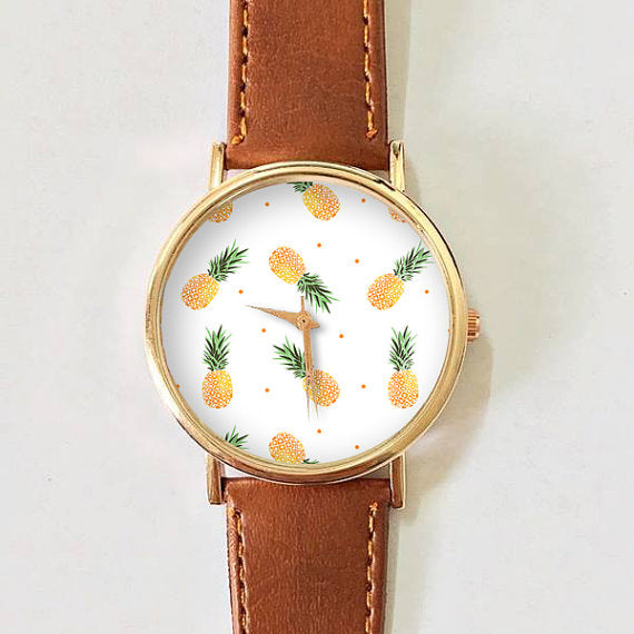 Pineapple Watch - Freeforme