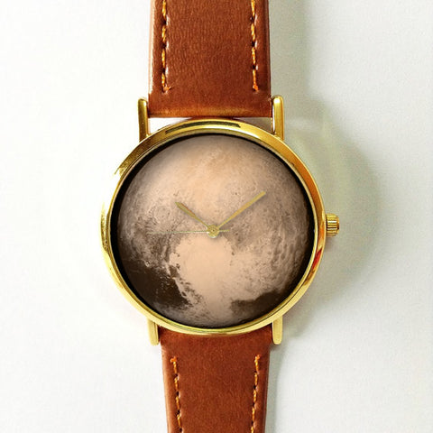 Planet Pluto Watch - Freeforme