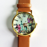 Shabby Chic Floral Watch - Freeforme