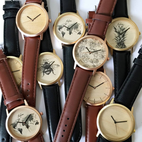 Wooden Watches Watch - Freeforme
