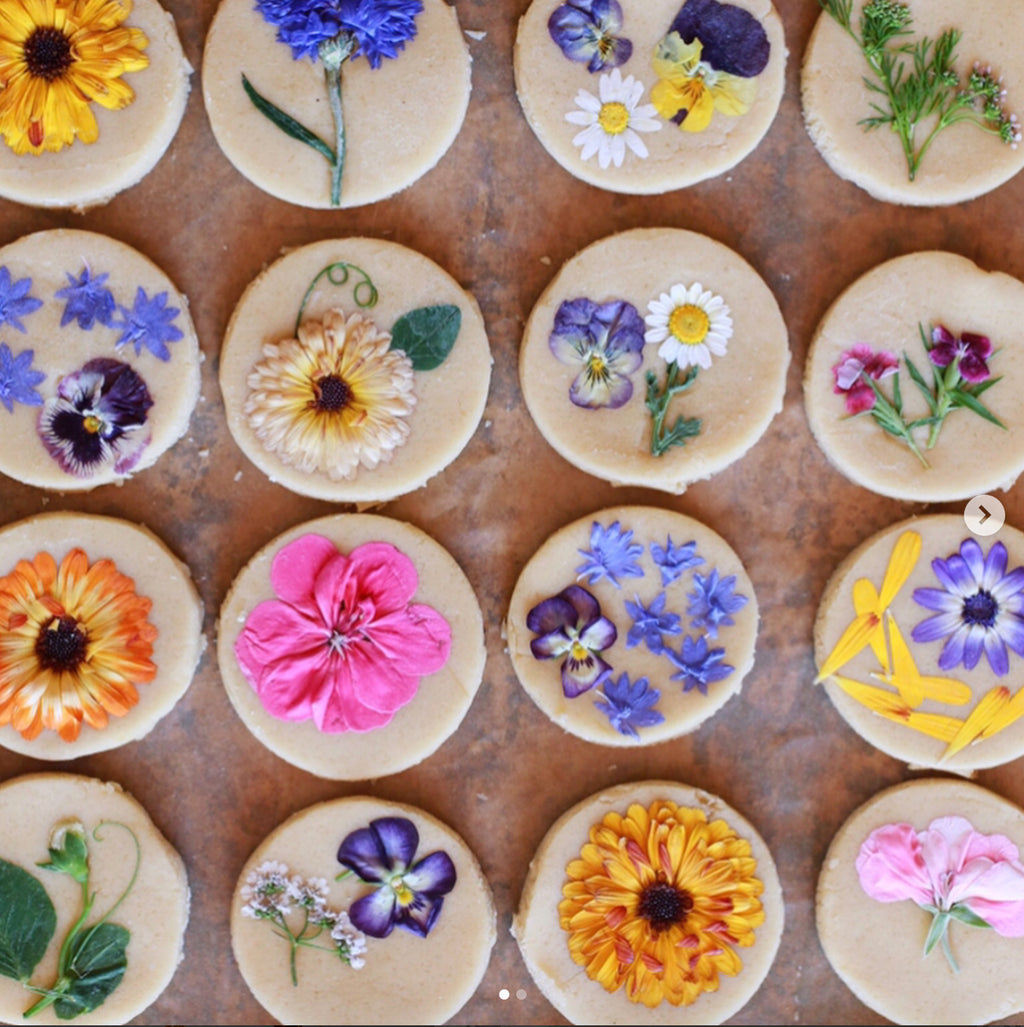 Creative Ways to Eat Flowers