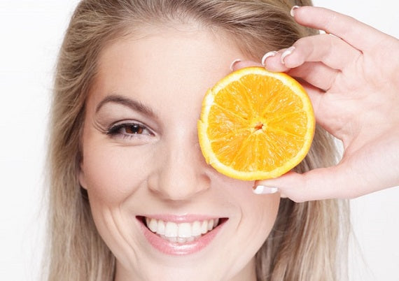 Superfoods for healthy and glowing skin