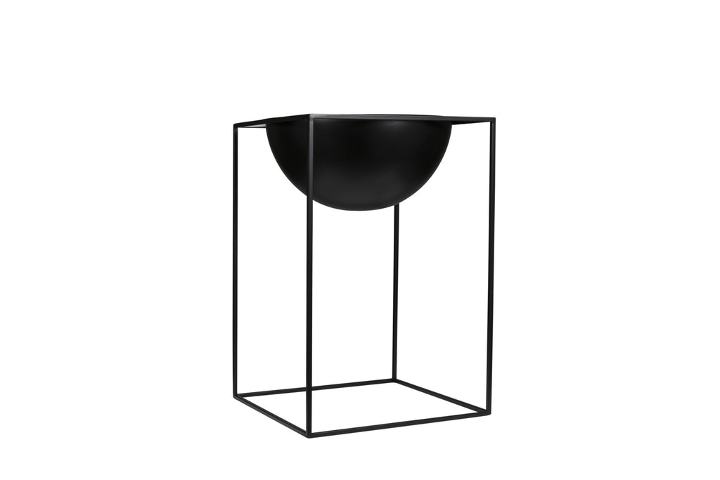 BRAQUE Extra Large Planter // Black