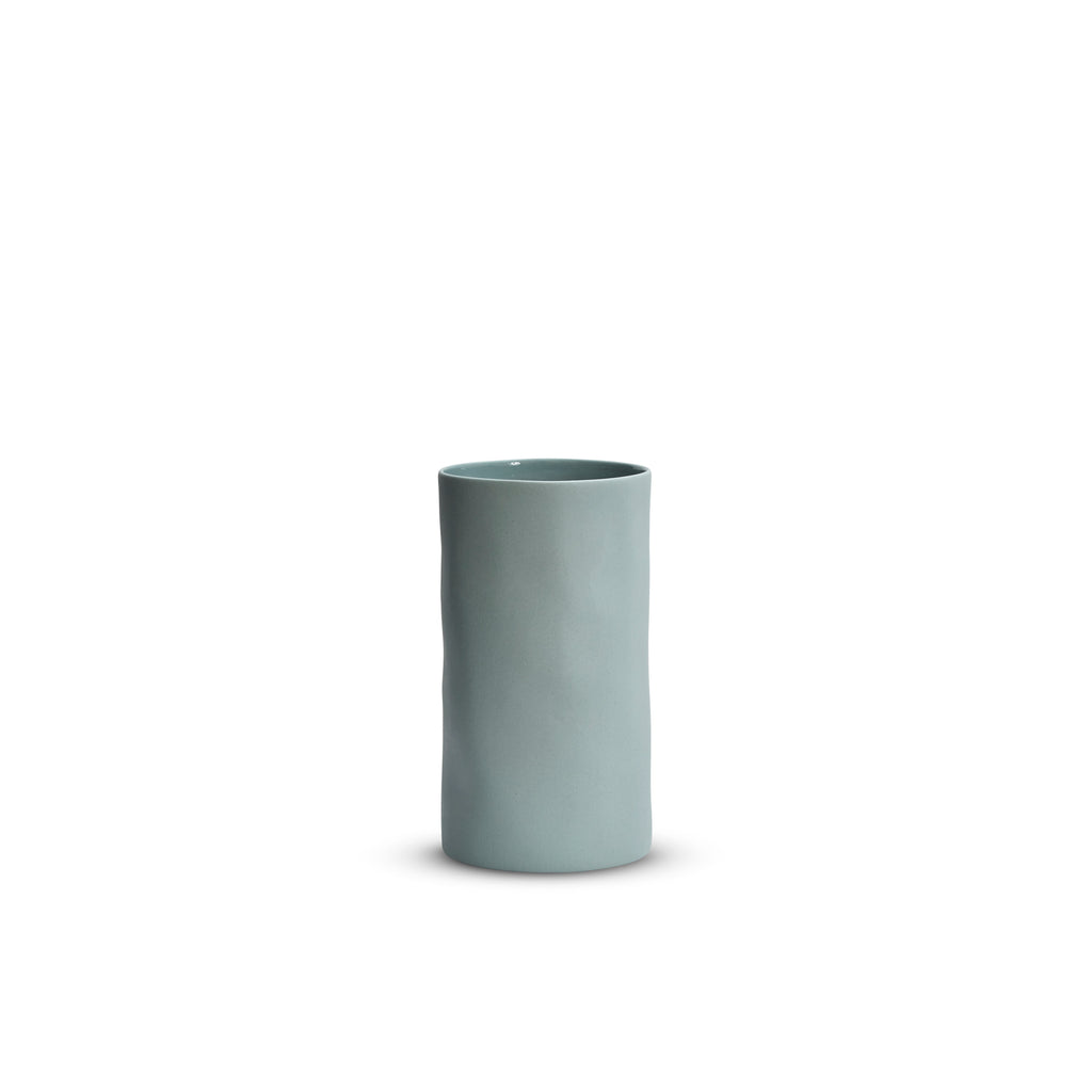 CLOUD Medium Vase // Light Blue