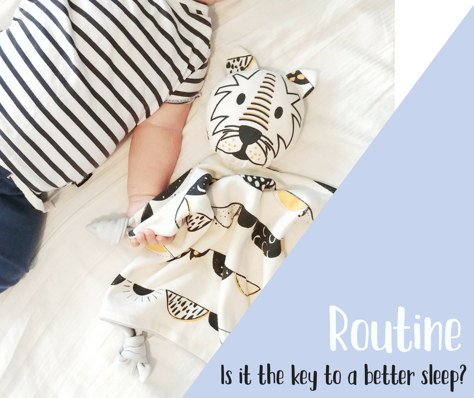 How A Baby Sleep Routine Can Make Your Bub A Champion Sleeper: The Sleep Dept x Kippins