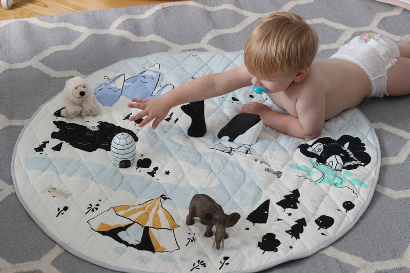 6 Benefits Of Using A Baby Play Gym Kippins