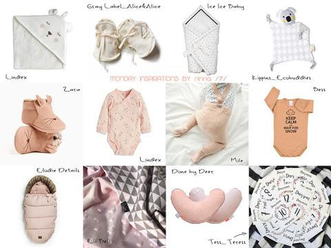 Ninnulina blogger features Banjo Kippin baby comforter