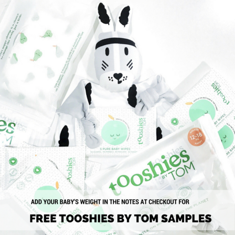 Tooshies by Tom features Kippins organic products